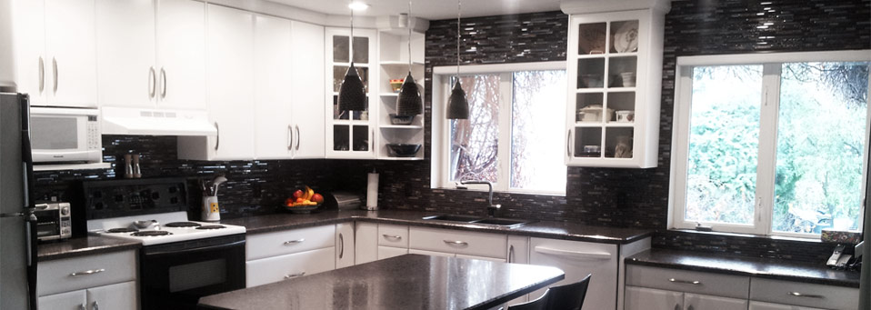 Kitchen Cabinets and Cabinet Refacing - Kitchen Magic Saskatoon